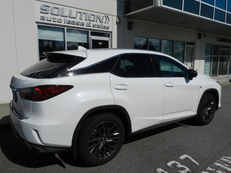 lexus automatic canada in cars leasecosts rx lease a awd