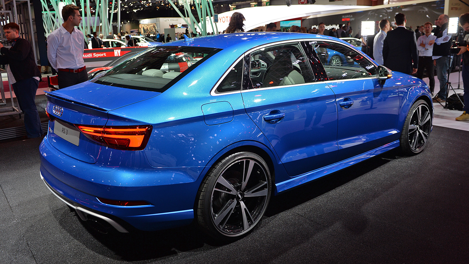 Audi RS3 - Solution Auto Lease