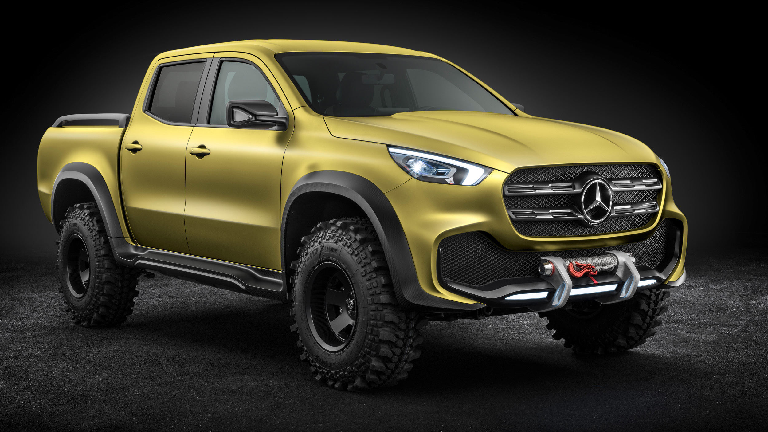 Take Over An Auto Lease >> MERCEDES-BENZ X-CLASS CONCEPT - Solution Auto Lease