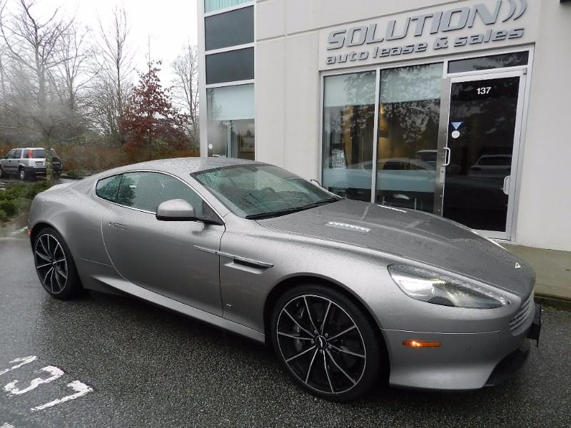2015 Aston Martin DB9 007 Edition