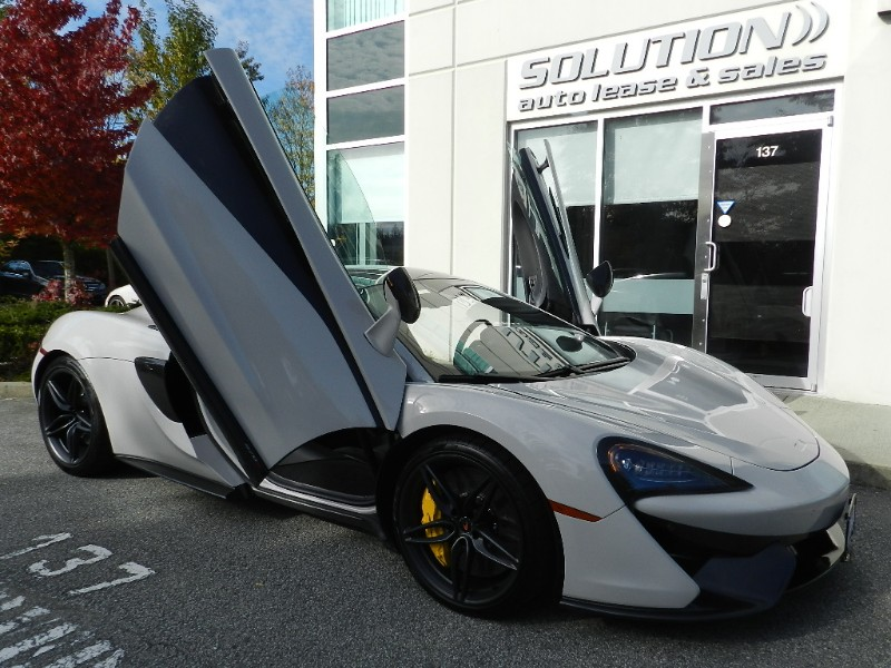 Take Over Lease >> Lease Take Over 2016 Mclaren 570s Solution Auto Lease