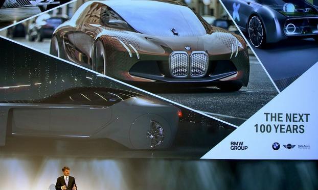 BMW-autonomous