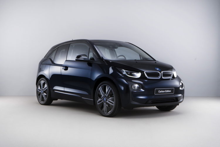 BMW I3 Lease >> Bmw I3 Carbon Edition Exclusive For Netherlands Solution