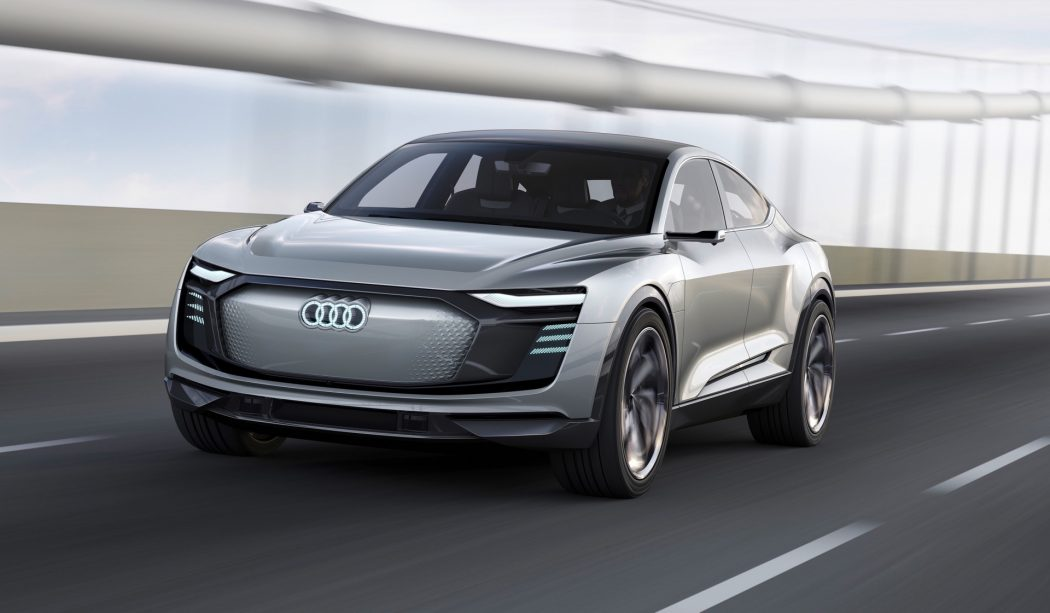 Audi E Tron Sportback To Begin Production In 2019 Solution Auto Lease