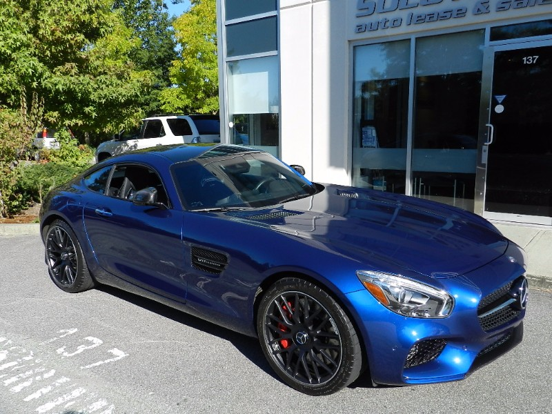 2016 mb amg gt s cpe solution auto lease. Black Bedroom Furniture Sets. Home Design Ideas